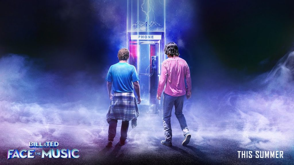 BILL & TED FACE THE MUSIC Official Trailer #1 (2020)