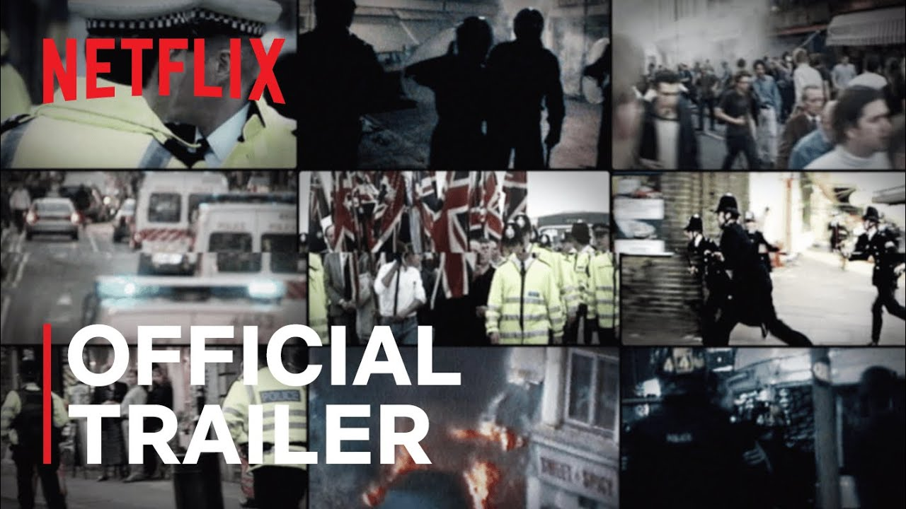 Nail Bomber: Manhunt   Official Trailer   Netflix