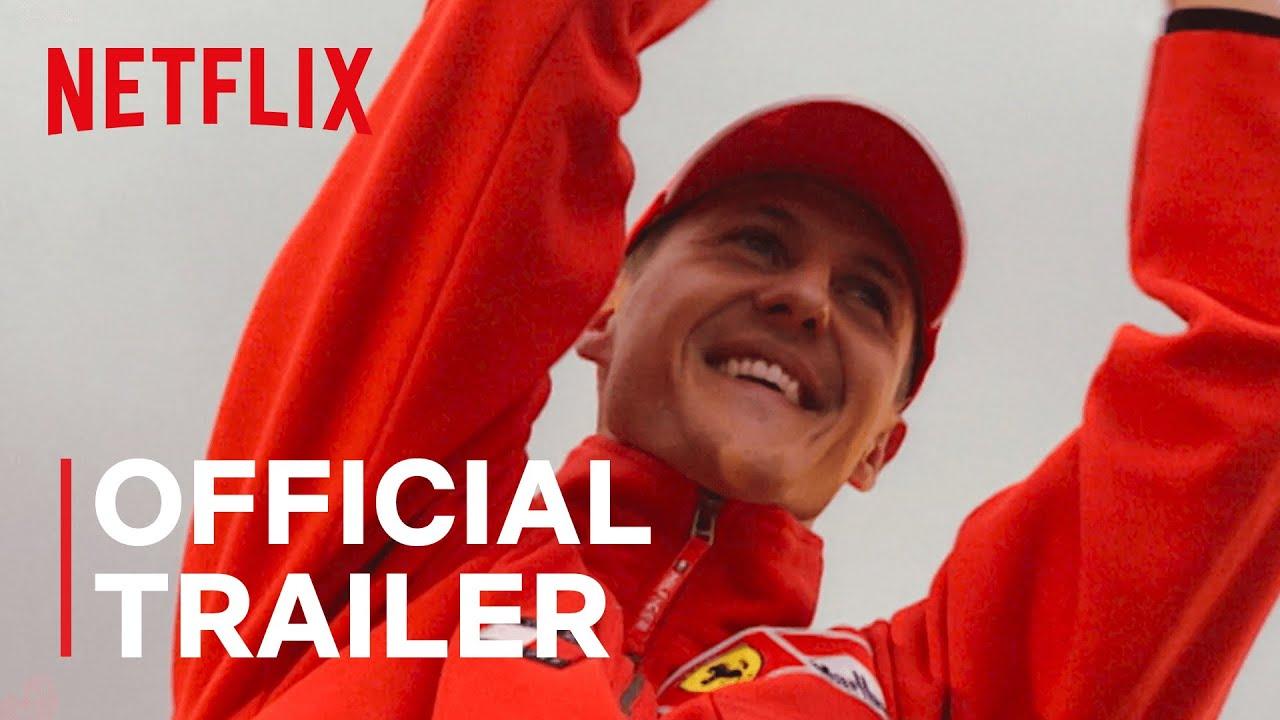SCHUMACHER   Official Trailer   Netflix